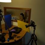 Setup zu den Tropfen Fotos